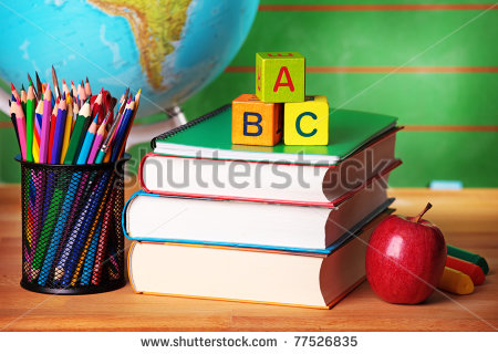 stock-photo-stack-of-books-red-apple-globe-and-pencils-77526835