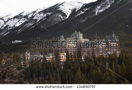 stock-photo-banff-fairmont-springs-hotel-is-an-historic-landmark-in-banff-national-park-alberta-canada-134850797